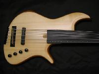 'Serie YC' - 'YC Fretless Semi-Acoustique' - '2'